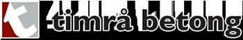 Logo Timrå Betong